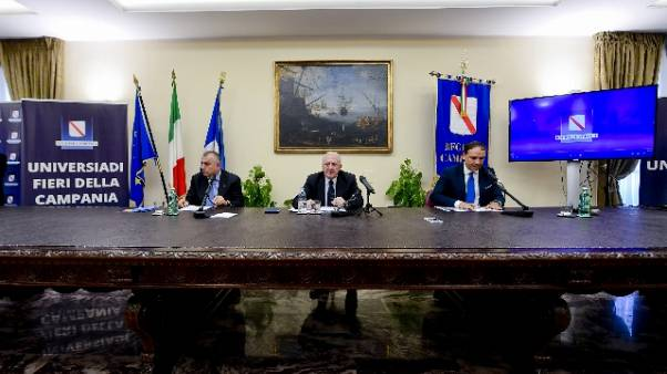Universiadi:Lentini, grande prova Italia