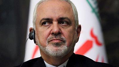 Iran's Zarif says U.S. travel curbs on Iranian diplomats 'inhuman'