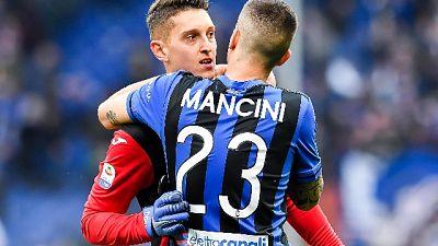 Atalanta: ufficiale Mancini alla Roma