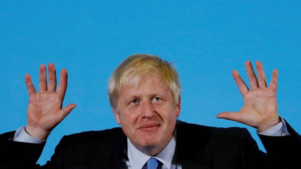 السياسي البريطاني بوريس جونسون يسجل رقما قياسيا في جمع التبرعات