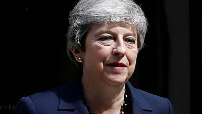 May to discuss Grace 1 oil tanker with Gibraltar chief minister