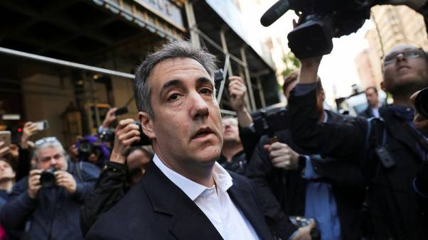 Judge orders release of documents related to hush payments by Trump's ex-lawyer