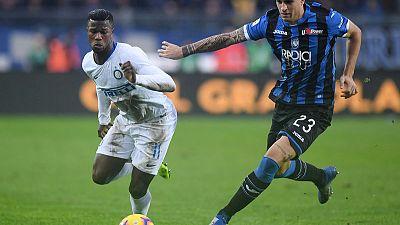 AS Roma sign defender Gianluca Mancini from Atalanta