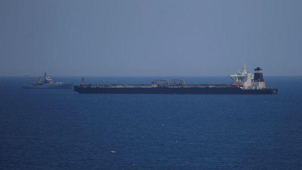 ماي تشيد بجهود جبل طارق في احتجاز ناقلة النفط الإيرانية