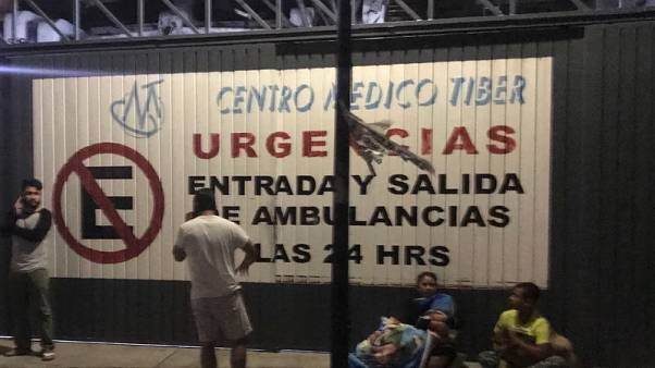 Small quake hits Mexico City, no damage reported