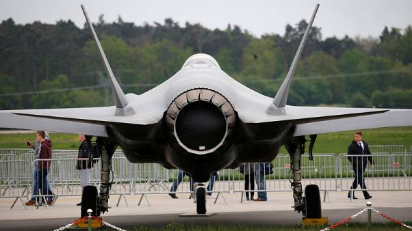 White House says Turkey's involvement in F-35 programme 'impossible'
