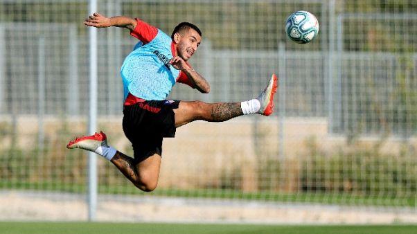 Correa vuole lasciare l'Atletico Madrid