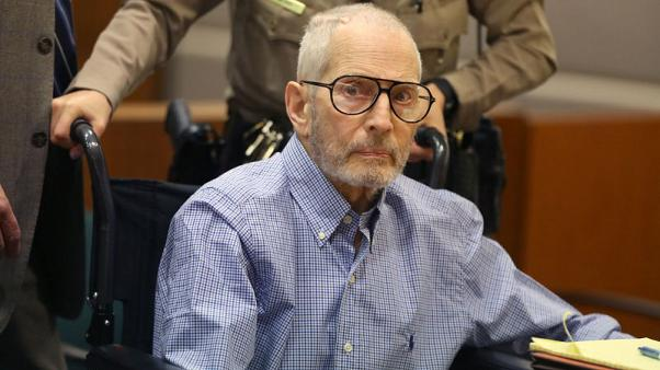 Judge in Durst murder case rules jurors may consider handwriting evidence