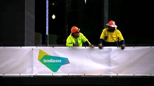 Australian developer LendLease lands $15 billion project with Google; shares surge