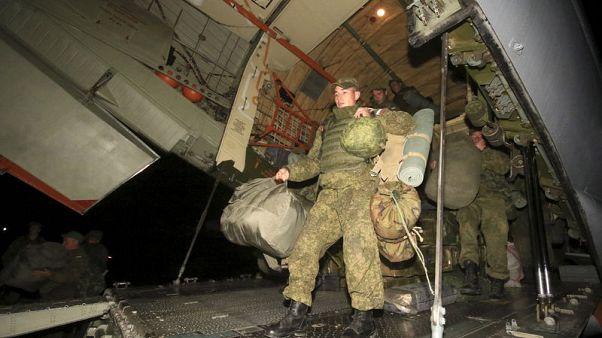 مقاتلون سوريون: موسكو تنشر قوات برية ضمن حملة في إدلب