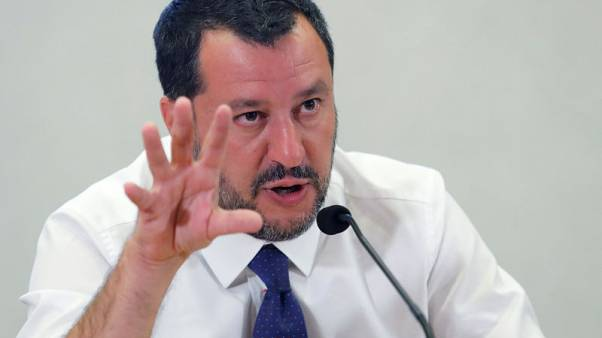 Italy's Salvini says elections still possible after summer break