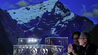 China growth helps Richemont offset sales weakness in Europe