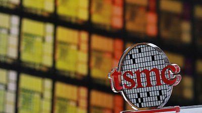 TSMC second quarter net profit falls 7.6%