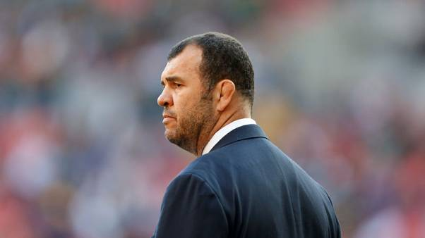 Rugby - Australia to seek 'quality' over nationality in Cheika successor