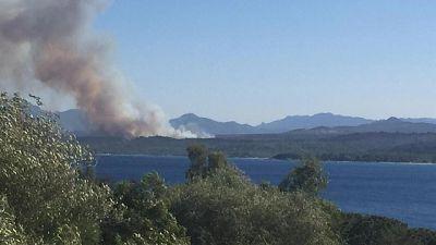 Incendi in Ogliastra, 3 inchieste aperte