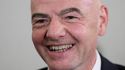 Infantino rejects 'colonialism' criticism