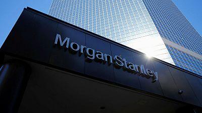 أرباح مورجان ستانلي تتجاوز التوقعات رغم تراجعها