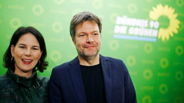 Climate fears lift Greens' chances of running Germany