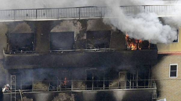 Japan studio arson attack a 'blow to animation industry' - commentator