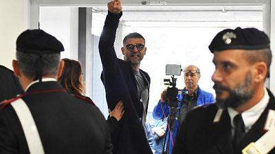 Giudici, 'Iaquinta estraneo alla mafia'
