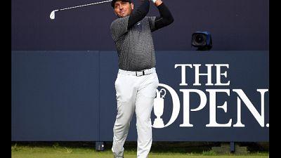 Golf: The Open, Molinari avvio deludente