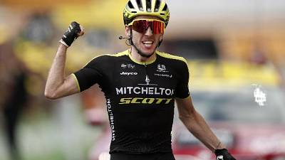 Tour: tappa a S.Yates,Alaphilippe leader