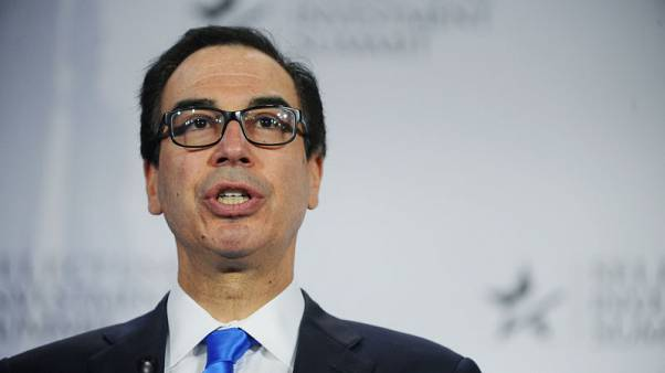 U.S.' Mnuchin sees some 'very good' European candidates to lead IMF
