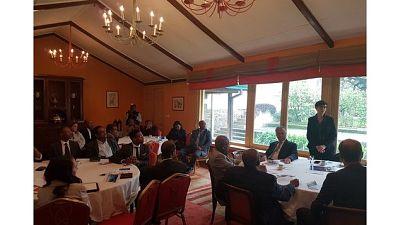 Séminaire pré-Sommet Afrique-France 2020