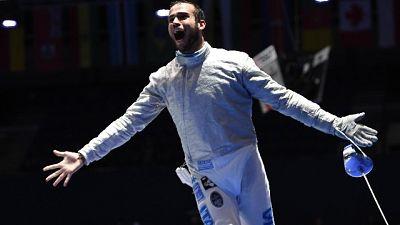 Mondiali scherma: bronzo Curatoli