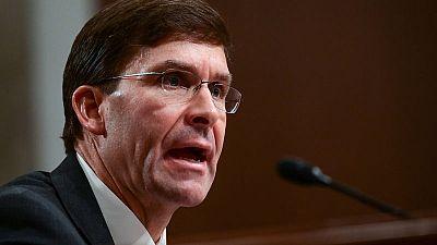 U.S. Senate expected to confirm Trump's second Secretary of Defense next week
