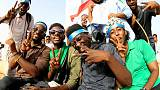 Sudan protesters take over square where Bashir challenged uprising