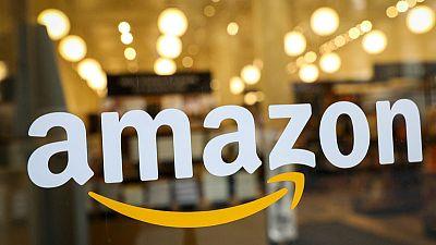 Trump says looking closely at Amazon's bid on $10 billion Pentagon contract