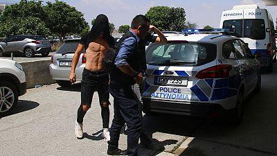 Twelve young Israelis held in Cyprus over alleged rape of British tourist