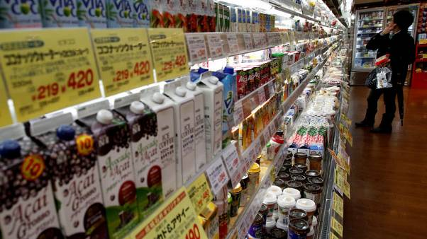 Japan's June core inflation near two-year low, adds pressure on BOJ