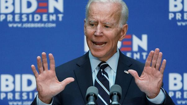Second 2020 U.S. Democratic debate to feature Biden-Harris rematch