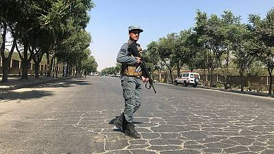 Blast near Afghan university kills six, injures 27