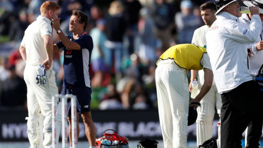 Cricket governing body approves concussion substitutes in international games