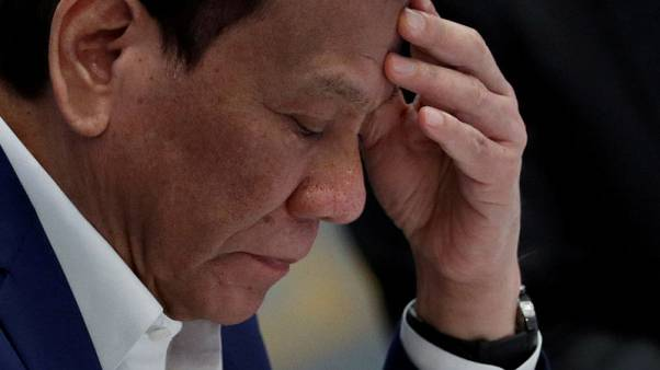 Duterte foes cry foul as Philippine police push sedition charges