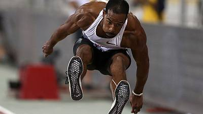 Taylor fears for triple jump as Diamond League changes