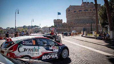 Il Rally di Roma Capitale accende motori
