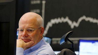 Fed signals buoy European shares, InBev jumps