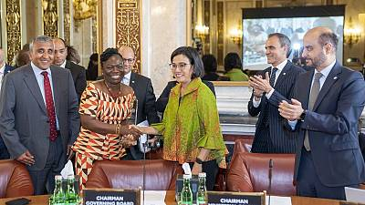 2019 OFID Annual Award for Development recognizes Vida Duti's remarkable water and sanitation work in Ghana