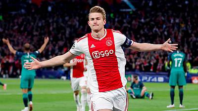 Wanted to join Juventus even before Ronaldo chat, says De Ligt