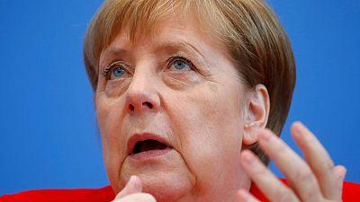 Merkel favours carbon pricing to meet environmental targets