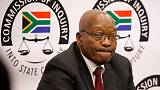 South Africa's Zuma will not participate further in corruption inquiry -lawyer