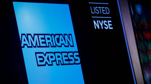 AmEx beats profit on higher card spending; expenses a worry