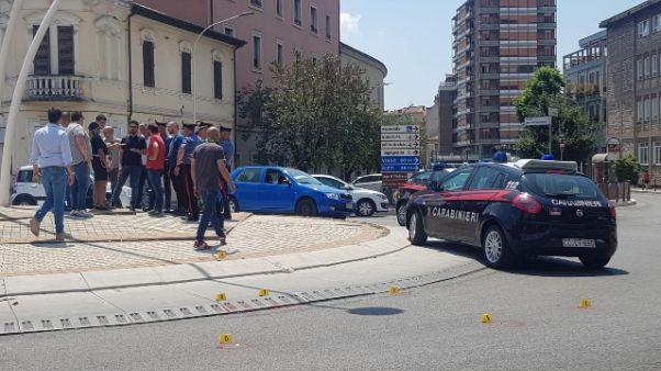 Carabiniere ferito a Terni, un arresto