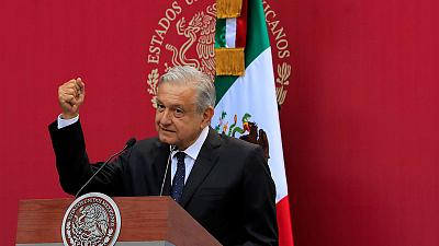 Mexico's Lopez Obrador says no open investigations against former presidents