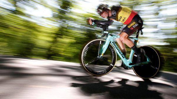 Van Aert crashes out of the Tour de France