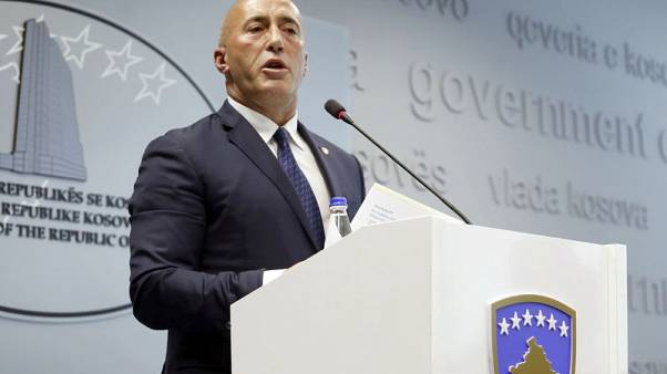 Kosovo's PM quits after being called to Hague war crimes court